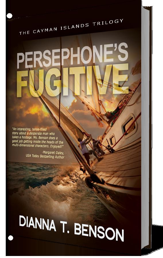 Persephone's Fugitive 3D Cover